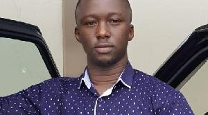 Malik Basintal, NDC Savanna Regional Public Relations Officer