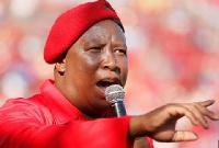 Economic Freedom Fighters leader, Julius Malema