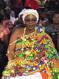 Minister of Communication, Ursula Owusu-Ekuful is an indigene of Akyem Oda