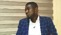 Legendary Ghanaian gospel musician, Noble Nketiah
