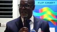 Andrew Asamoah, NLC Chairman