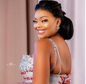 Ghanaian actress Bernice Asare