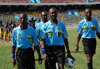 No Ghanaian referee will officiate at the CAF U-20 AFCON in Niger