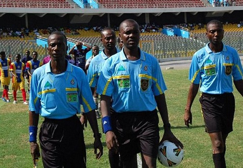 GFA to hold referees integrity seminar on December 10