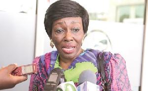 Nana Konadu Agyeman Rawlings, former First Lady of Ghana