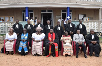 The newly ordained Pastors were urged to seek the interest of Church members & lead exemplary lives