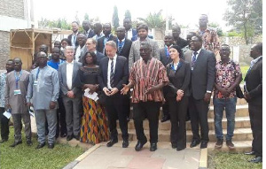 The project will contribute to Ghana's climate change mitigation strategy