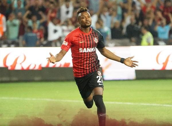 Patrick Twumasi elated with return of Turkish Super Lig