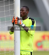Ghana under-17 goalkeeper Danladi Ibrahim