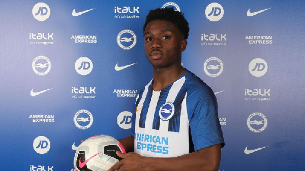 Tariq Lamptey reveals parents influence in becoming a Premier League star