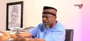 Member of Parliament for Sagnarigu, Alhaji A.B.A Fuseini