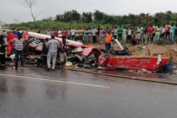 Ninety-one killed in road crashes within nine months in the Western Region