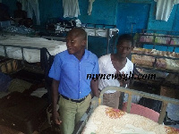 Richmond  Amponsah Agyabeng went undercover to find out the true situation