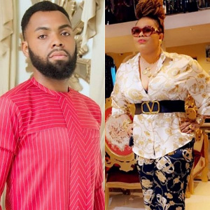 Rev Obofour And Nana Agradaa 45