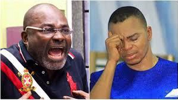 Obinim will face EOCO after this - Kennedy Agyapong