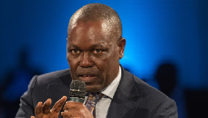 Chief Executive Officer of the Ecobank Group, Mr Ade Ayeyemi