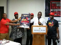 The campaign is to to stop Illicit Financial Flows (IFFs) in Ghana