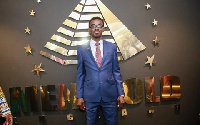 Nana Appiah Mensah, CEO of Menzgold