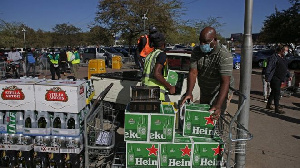 Alcohol bans have been imposed several times throughout the pandemic