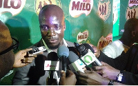 Former Ghana skipper Stephen Appiah was the Special Guest