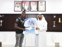 Kadri Mohammed has joined a new club