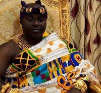 The late Oheneba Kwadwo Aforduor