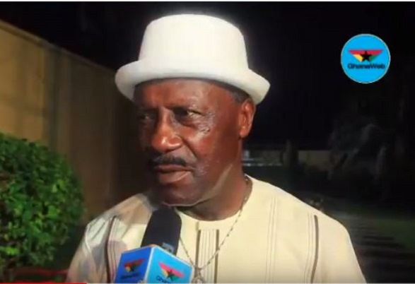 Legendary highlife musician Gyedu-Blay Ambolley