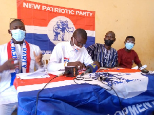 Concerned Northern Grassroots of the governing New Patriotic Party