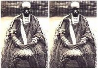 Burundian queen Ririkumutima