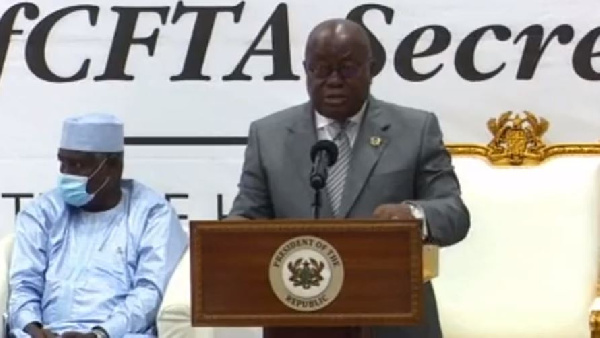 Gov't holds national conference on AfCFTA implementation agreement