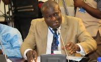 Daniel Titus-Glover, Member of Parliament for Tema East