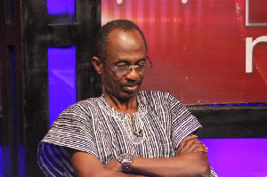 This is the second time in recent times that thieves have attacked Asiedu Nketia.