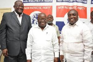 Afoko Agyepong Akufo Addo