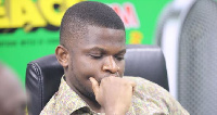 NDC Communications Officer, Sammy Gyamfi