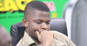 Sammy Gyamfi, National Communications Officer of NDC