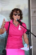 Lady captain of Achimota Golf Club,  Christina Furler