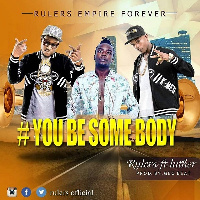 'You be somebody' is a tune that talks about the importance of self esteem and belief