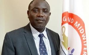 Registrar of the Council, Felix Nyante