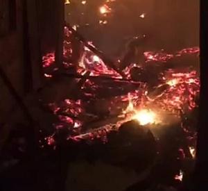Akeym Market Fire