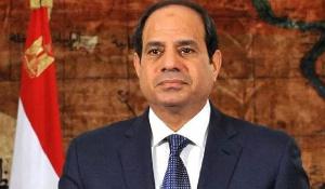 Egypt's President, Abdel Fattah al-Sisi