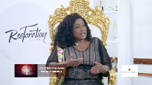 Otiko Afisa Djaba says life has taught her lessons