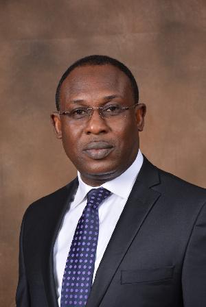 Senior Vice President of IMANI Africa, Kofi Bentil