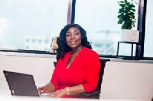 Angela Mensah-Poku, Director of Vodafone Business Solutions
