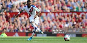 Crystal Palace forward, Jordan Ayew