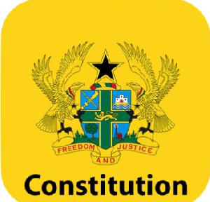 On the verge of a constitution