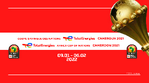 The draw will take place on August 17 in Cameroon