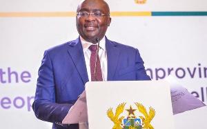Dr Mahamudu Bawumia, Vice President, Ghana