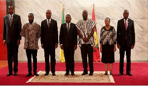 The Mozambican President has called on Ghana to consider setting up a Resident Mission in Maputo