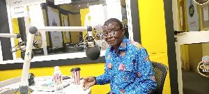 Former United Nation Senior Advisor, Professor Baffour Agyeman-Duah