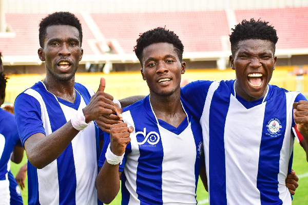 Great Olympics beats 1-0 Dreams FC at away